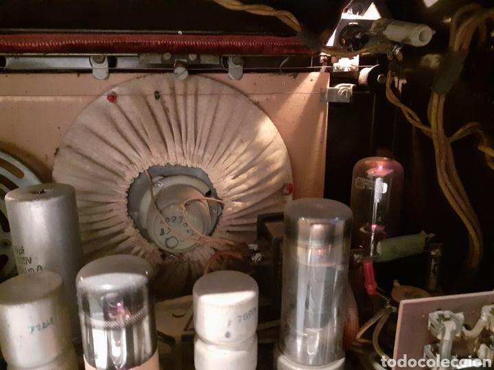 Radios de válvulas: Radio Philips H 185 V - 01 , funcionando - Foto 14 - 221313355