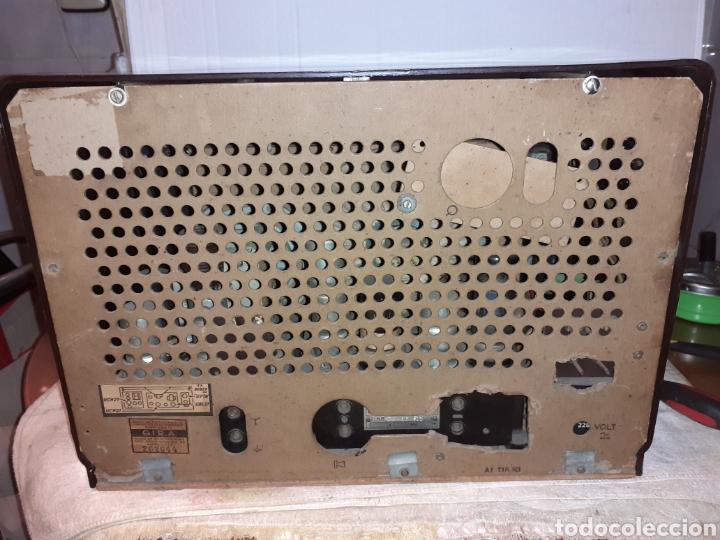 Radios de válvulas: Radio Philips H 185 V - 01 , funcionando - Foto 16 - 221313355