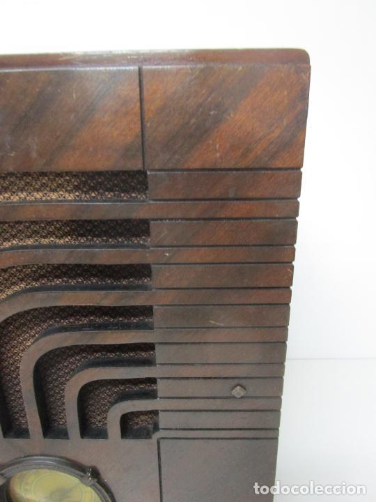 Radios de válvulas: Radio Zenith 812 - Art Decó - se Fabricaron 1154 Unidades -Instrucciones - Año 1935 - Foto 15 - 221359693