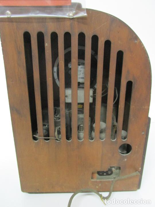 Radios de válvulas: Radio Zenith 812 - Art Decó - se Fabricaron 1154 Unidades -Instrucciones - Año 1935 - Foto 21 - 221359693