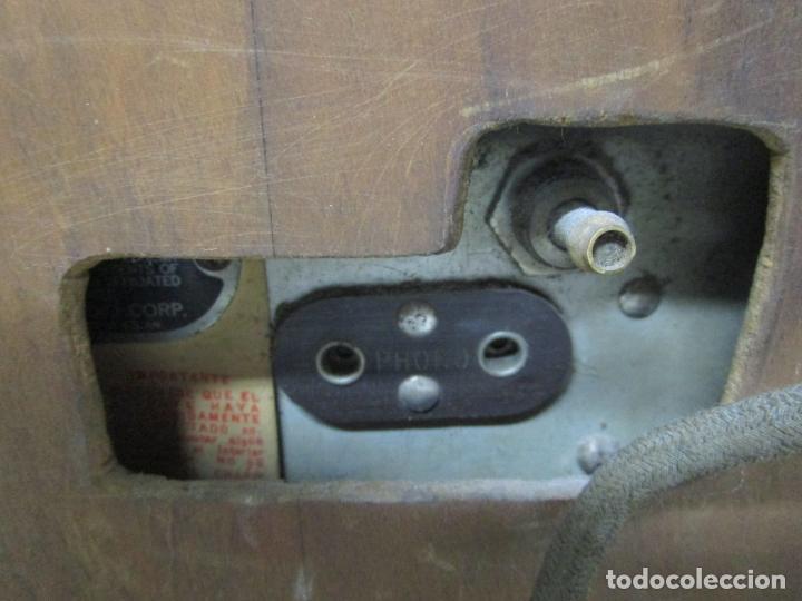 Radios de válvulas: Radio Zenith 812 - Art Decó - se Fabricaron 1154 Unidades -Instrucciones - Año 1935 - Foto 24 - 221359693