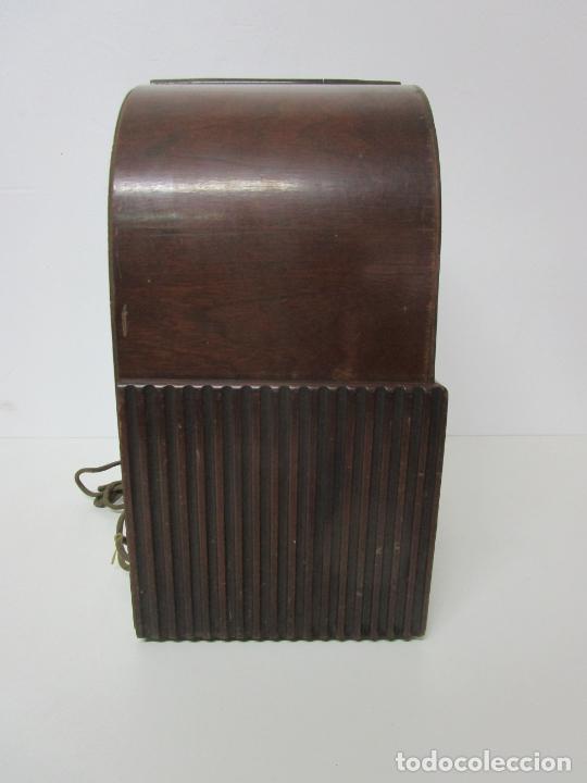 Radios de válvulas: Radio Zenith 812 - Art Decó - se Fabricaron 1154 Unidades -Instrucciones - Año 1935 - Foto 28 - 221359693