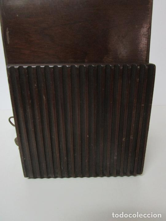 Radios de válvulas: Radio Zenith 812 - Art Decó - se Fabricaron 1154 Unidades -Instrucciones - Año 1935 - Foto 29 - 221359693
