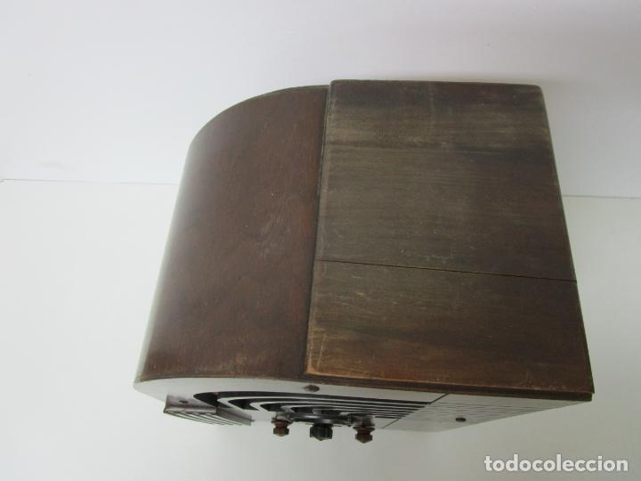 Radios de válvulas: Radio Zenith 812 - Art Decó - se Fabricaron 1154 Unidades -Instrucciones - Año 1935 - Foto 31 - 221359693