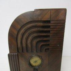 Radios de válvulas: RADIO ZENITH 812 - ART DECÓ - SE FABRICARON 1154 UNIDADES -INSTRUCCIONES - AÑO 1935. Lote 221359693