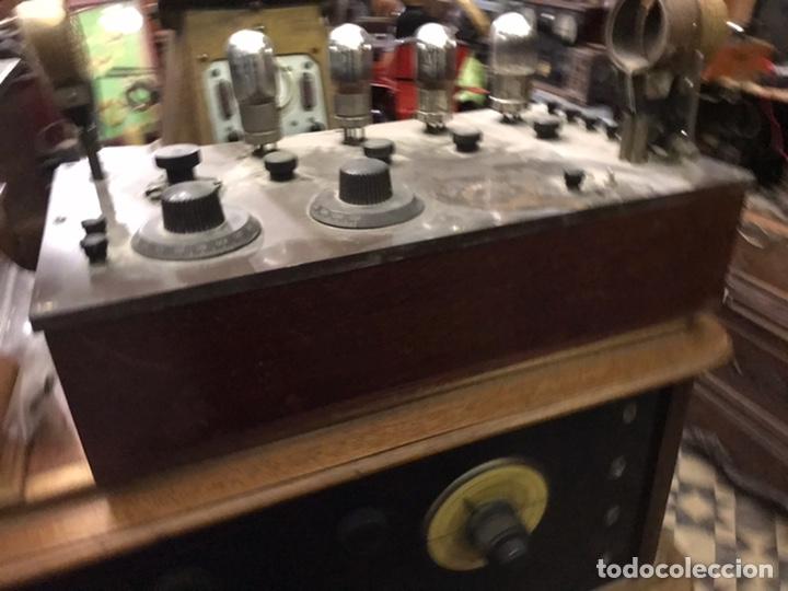 Radios de válvulas: Radio de válvulas vistas años 20 - Foto 5 - 221513402
