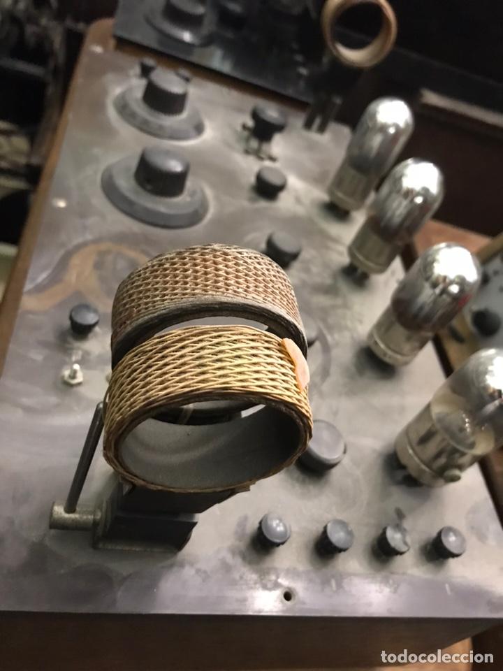 Radios de válvulas: Radio de válvulas vistas años 20 - Foto 7 - 221513402