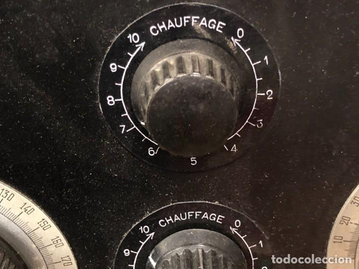 Radios de válvulas: Muy bonita Radio de válvulas vistas años 20 - Foto 4 - 221607550