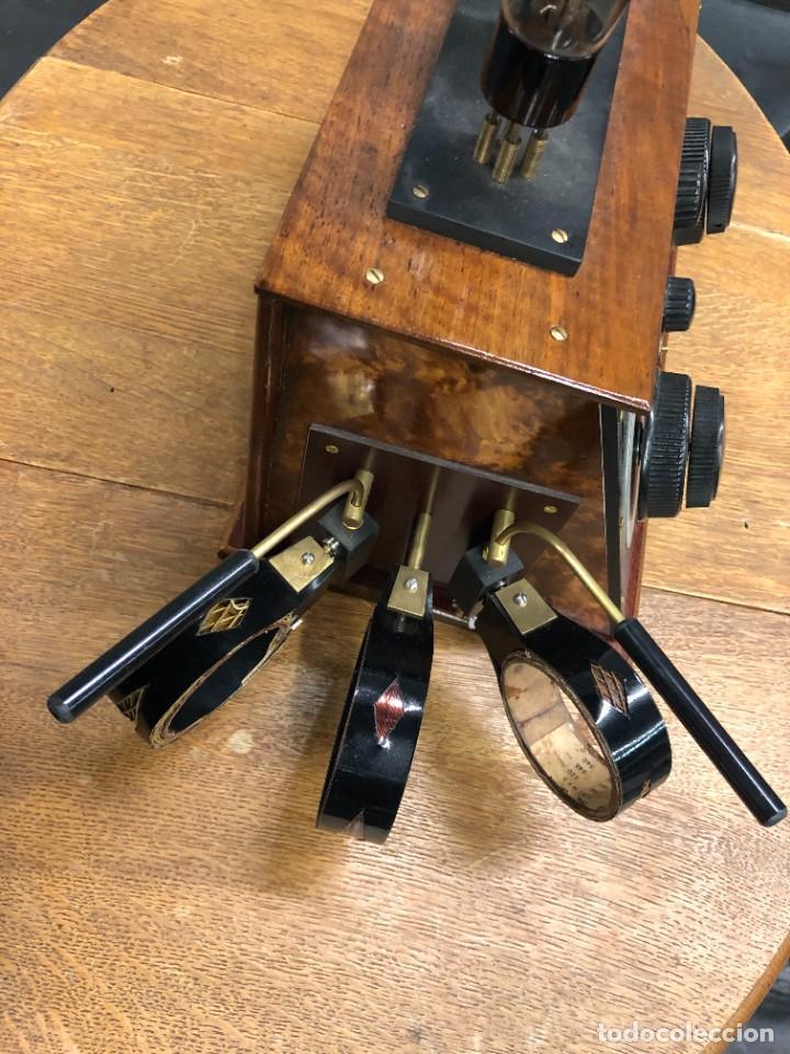 Radios de válvulas: Muy bonita Radio de válvulas vistas años 20 - Foto 8 - 221607550