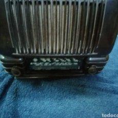 Radios de válvulas: RADIO TELEFUNKEN CAPRICHO 1661-U. Lote 221639521