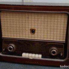Radios de válvulas: RADIO ANTIGUA PHILIPS. Lote 221652322