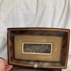 Radios de válvulas: PRECIOSA Y RARA RADIO PATHE!PEQUEÑA Y PESADA!. Lote 221831155