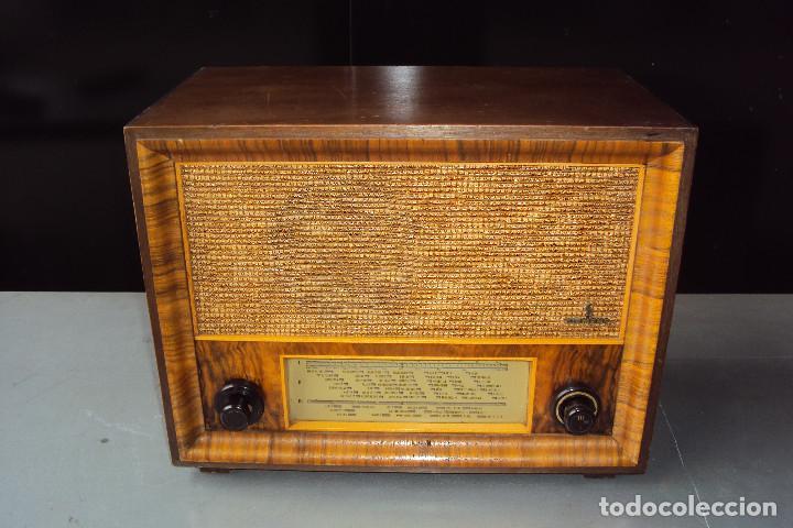 RADIO SIEMENS 20 GW (Radios, Gramófonos, Grabadoras y Otros - Radios de Válvulas)
