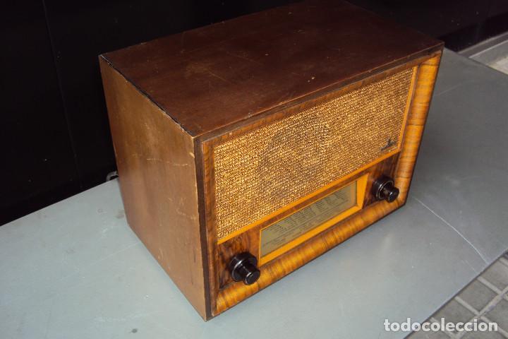 Radios de válvulas: Radio Siemens 20 GW - Foto 2 - 221885353