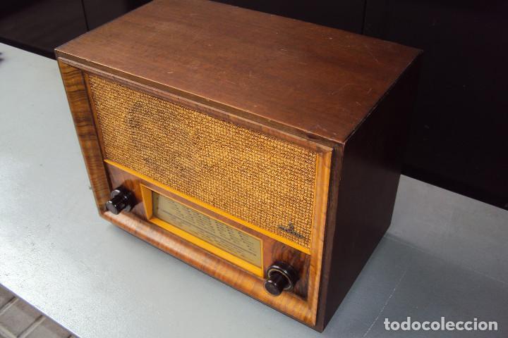 Radios de válvulas: Radio Siemens 20 GW - Foto 3 - 221885353