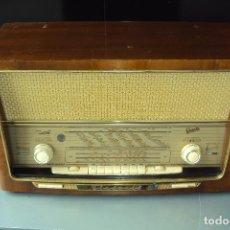 Radios de válvulas: RADIO GRAETZ 522. Lote 221887283