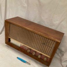 Radios de válvulas: ANTIGUA RADIO RAGA!. Lote 222077600