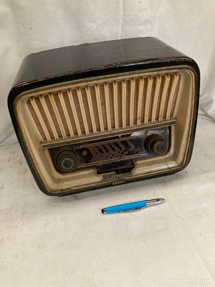 ANTIGUA RADIO TELEFUNKEN SONATA! (Radios, Gramófonos, Grabadoras y Otros - Radios de Válvulas)