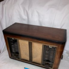 Radios de válvulas: ANTIGUA RADIO BUREL EVERNICE 1948!. Lote 222078390