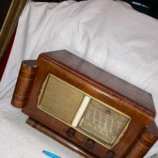 Radios de válvulas: ANTIGUA RADIO MERMES PARIS!. Lote 222078508