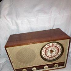 Radios de válvulas: RADIO ANTIGUA MARCA M.TUNGSRAM!. Lote 222078720