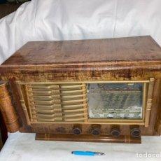Radios de válvulas: ANTIGUA RADIO FRANCESA!. Lote 222078801