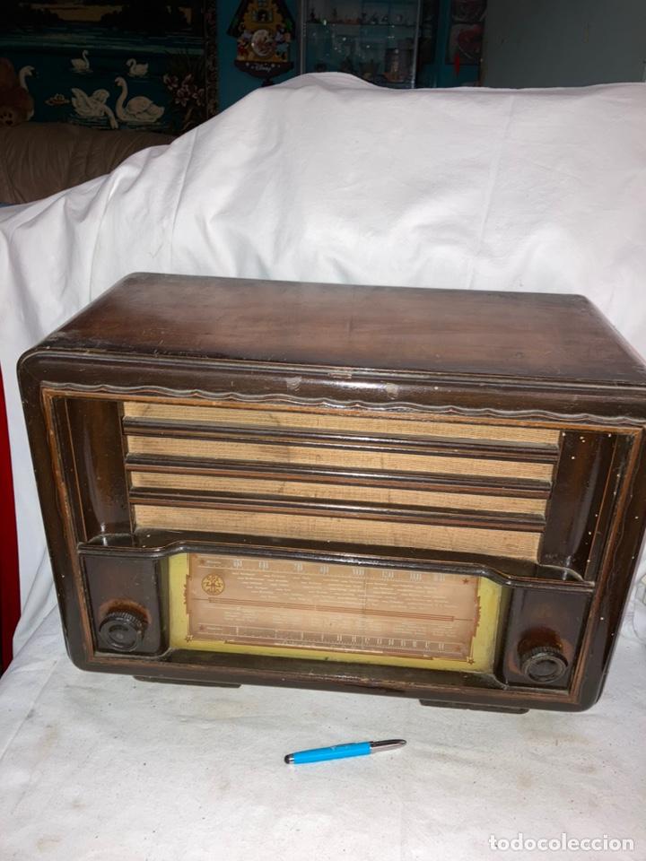 ANTIGUA RADIO GOL BART! (Radios, Gramófonos, Grabadoras y Otros - Radios de Válvulas)