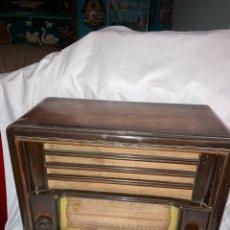Radios de válvulas: ANTIGUA RADIO GOL BART!. Lote 222078932