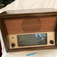 Radios de válvulas: ANTIGUA RADIO TELEFUNKEN!. Lote 222079066