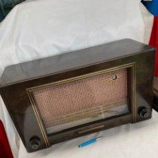 Radios de válvulas: RADIO ANTIGUA TELEFUNKEN ALBIS!. Lote 222079832