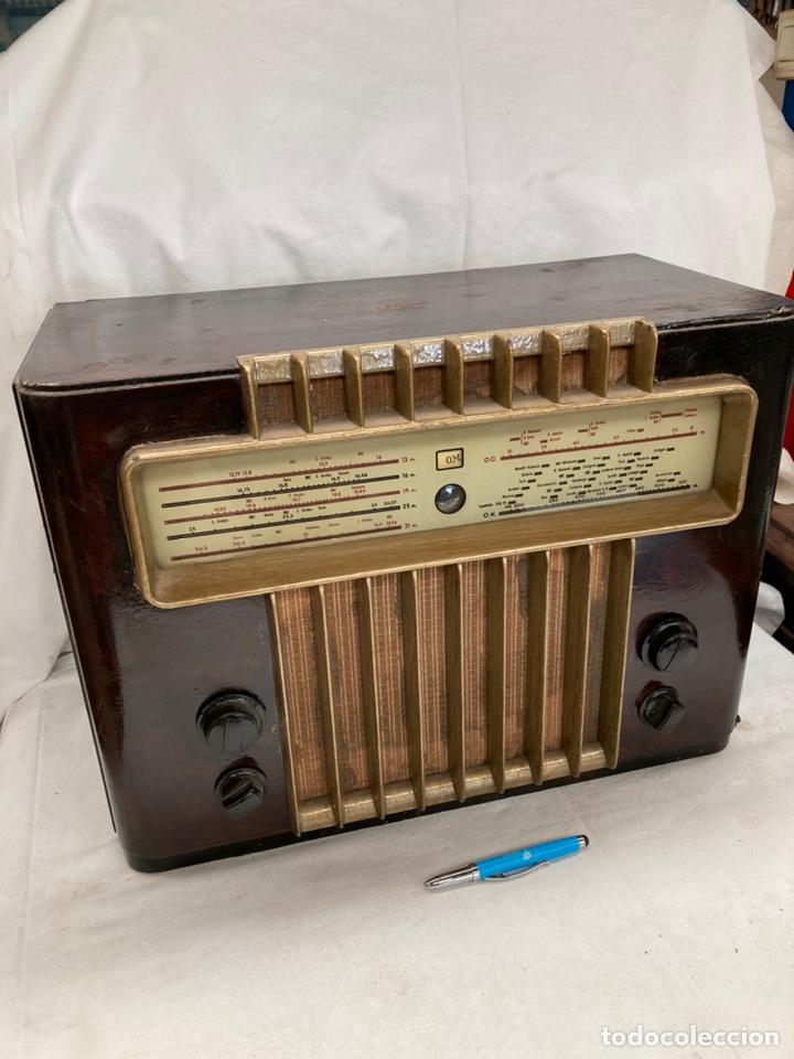 ANTIGUA RADIO MARCONI! (Radios, Gramófonos, Grabadoras y Otros - Radios de Válvulas)