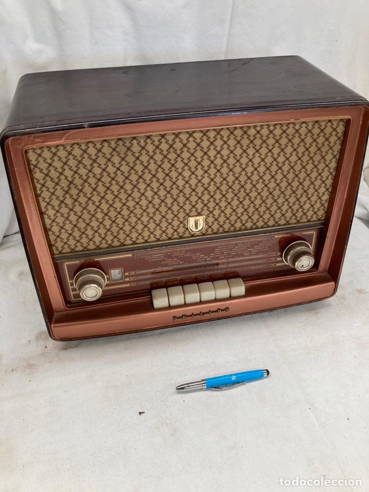 ANTIGUA RADIO MARCA PHILIPS! (Radios, Gramófonos, Grabadoras y Otros - Radios de Válvulas)