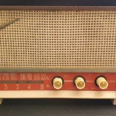 Radios de válvulas: RADIO ANTIGUO EMPIRE MOD. R 46.MIDE 40.5 X16 CM X 20.5 CM .NO ESTA PROBADO. Lote 222417568