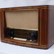 Radio a valvole: ANTIGUA RADIO DE VÁLVULAS METZ, MUY BUEN ESTADO, FUNCIONANDO, MUY BUEN SONIDO (VER VÍDEO).. Lote 222535803
