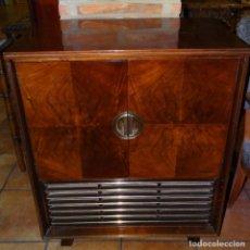 """Radios de válvulas: MUEBLE RADIO TOCADISCOS TELEFUNKEN """"BEETHOVEN 58 FM"""". Lote 222578116"""
