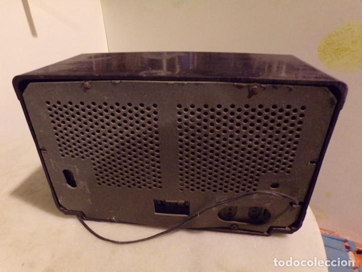 Radios de válvulas: radio DE VALVULAS philips tipo BE-412-A - Foto 7 - 222698367