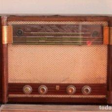 Radios de válvulas: RADIO PHILIPS MODELO BE 621-A. Lote 223102065