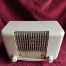 Radios de válvulas: RADIO PHILIPS PHILETTA 54L. 1953/54, EXCELENTE Y FUNCIONANDO (VIDEO). Lote 224758325