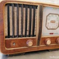 Radios de válvulas: RADIO ANTIGUA NO PROVADA MARCA CAMPERO. Lote 224952595