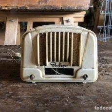 Radio a valvole: RADIO ANTIGUA PORFIN, TIPO PULGARCITO. Lote 224997495