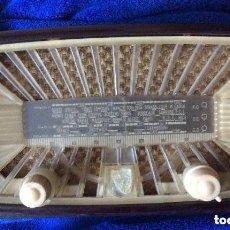 Radios de válvulas: PHILIPS RADIO MODEL BF 101 U ,DÉCADA AÑOS 50. Lote 225334390