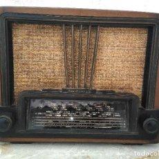 Radio a valvole: ANTIGUA RADIO DE VALVULAS PARA REPARAR. Lote 225586010
