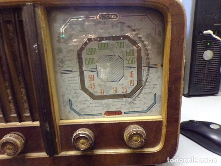 Radios de válvulas: bonita radio de valvulas creo marca melodial modelo 30-T - Foto 3 - 226110665
