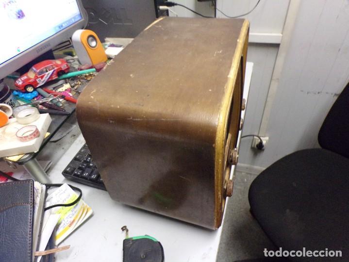 Radios de válvulas: bonita radio de valvulas creo marca melodial modelo 30-T - Foto 7 - 226110665