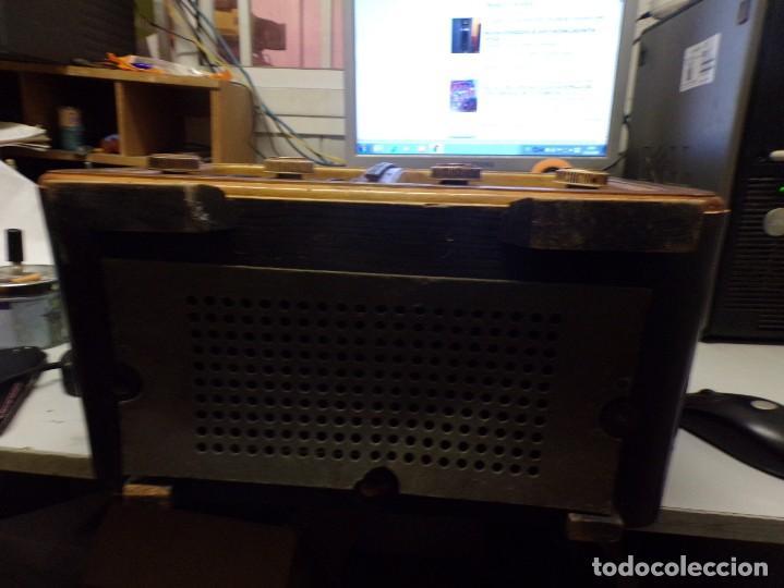 Radios de válvulas: bonita radio de valvulas creo marca melodial modelo 30-T - Foto 9 - 226110665