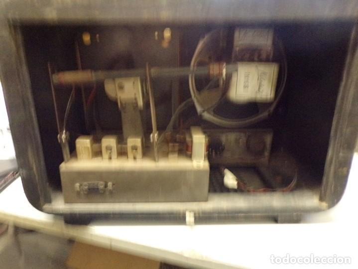 Radios de válvulas: bonita radio de valvulas creo marca melodial modelo 30-T - Foto 11 - 226110665