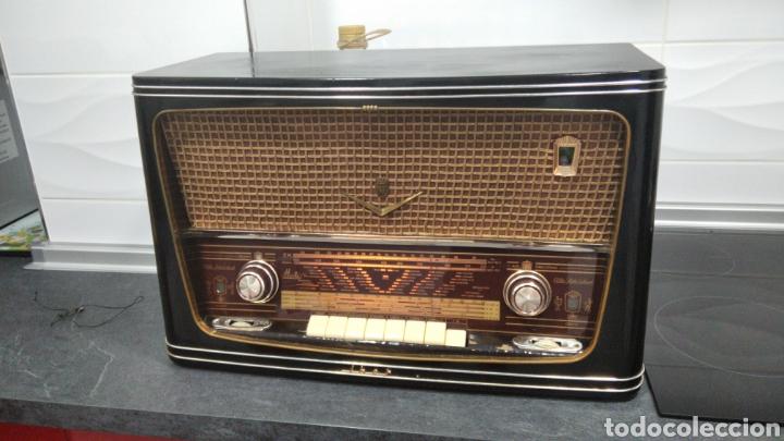 Radios de válvulas: Radio antigua - Foto 2 - 226116180