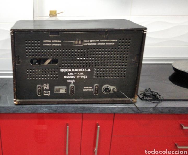 Radios de válvulas: Radio antigua - Foto 3 - 226116180