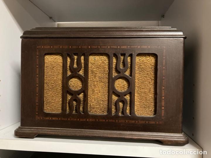 Radios de válvulas: Radio de válvulas Atwater Kent - Foto 2 - 226124390
