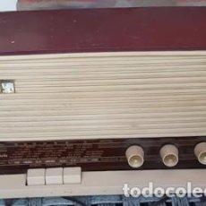 Radios de válvulas: RADIO INVICTA MODELO 5368, NO PROBADA. Lote 226336095